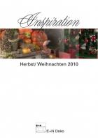 E+N Deko Herbst / Weihnachtskatalog 2010