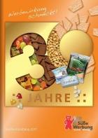 Süße Werbung Jubiläumskatalog 2011