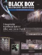 Black Box Katalog 2009-2010
