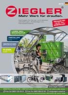 ZIEGLER Fachmagazin für Fahrradmobilität 2015/16