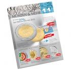 Münzen & mehr Magazin Nr. 11 - NEU -