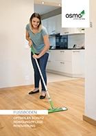 Fußboden - Optimaler Schutz - Reinigung und Pflege