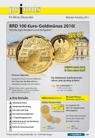 Primus - Erste Adresse für Sammler - Münzen-Katalog 2010