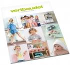 Vertbaudet Kindermode- und Kinderzimmer-Katalog Herbst/Winter 2017